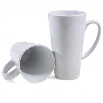 17oz Printed Latte Mug