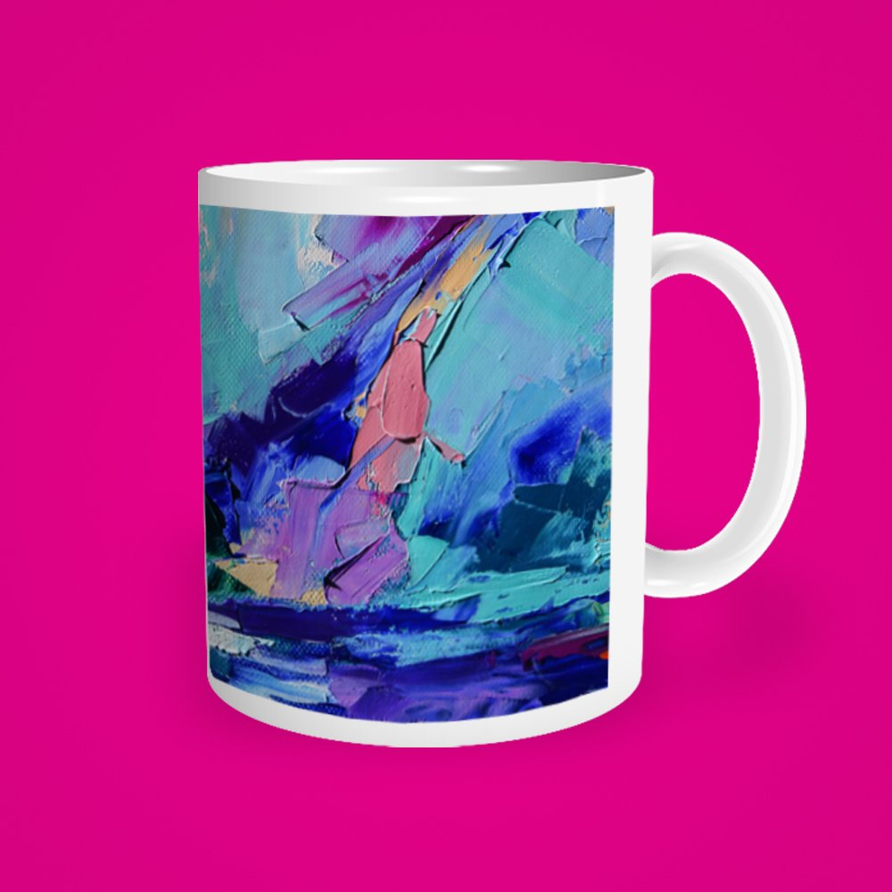 11oz Ceramic Mug (Single)