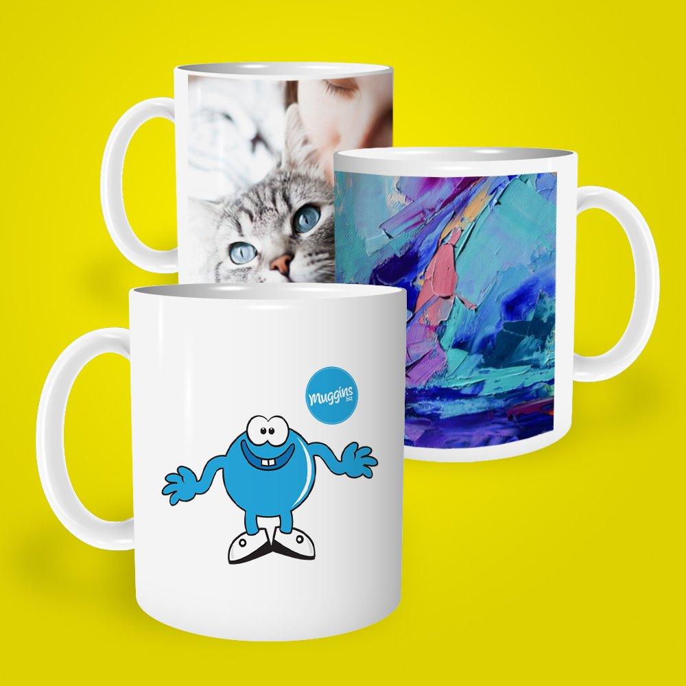 11oz Ceramic Mug (Min 12)